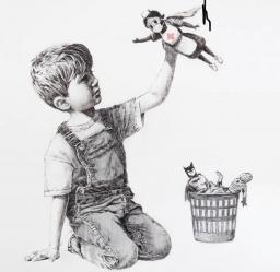 Banksy -  11.05.2020